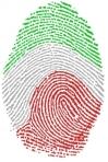 italyflagfingerprint