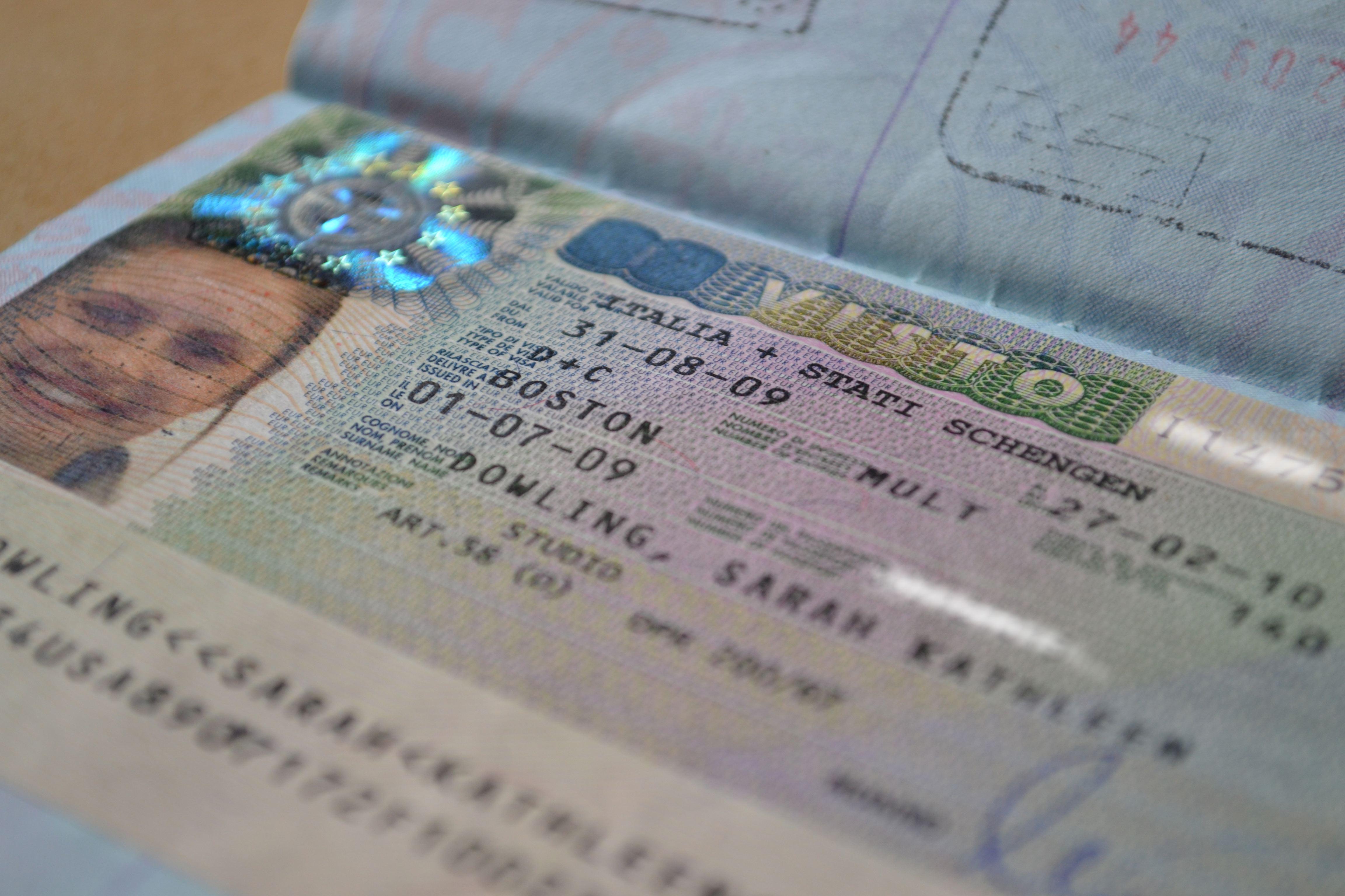 Italy Embassy in Pakistan Visa Information Visa Form