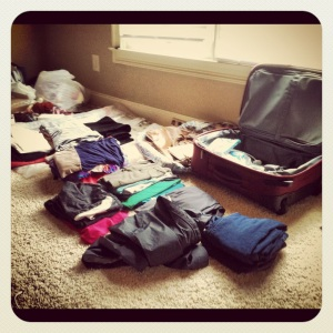 packing for italy